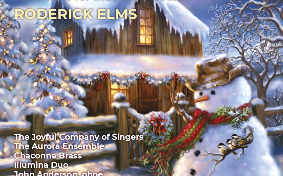 A Windy Christmas CD NOW AVAILABLE
